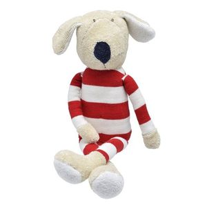 Under the Nile Buddy The Dog Plush, Rugby Red