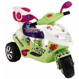 Kid Trax Groovy Girls Va Va Vroom Scooter Electric Ride On
