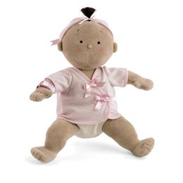 North American Bear Company Rosy Cheeks Baby Tan