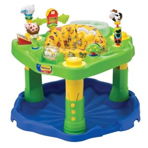 Evenfo Farmyard Mega ExerSaucer
