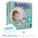 Bambo Nature New Version, All Sizes, (Sold by Bag)
