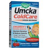 Nature's Way Umcka Coldcare Children's Fastactives Powder, Cherry, Cherry 10 ea