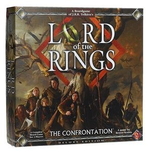 Lord Of The Rings: The Confrontation Deluxe Edition