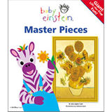 Baby Einstein Master Pieces Giant Board Book