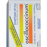 Boiron Oscillococcinum Natural Flu Relief 6 pack with 6 Dose Bonus Pack, 12 total!