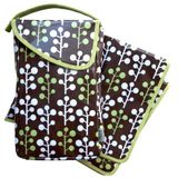 JJ Cole Diaper and Wipes Pod - Cocoa Tree