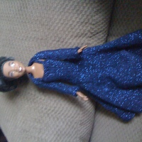 Barbie dress with shrug