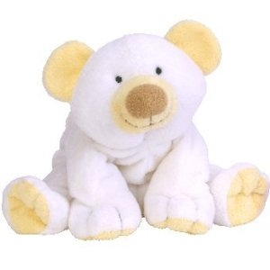 Ty Pluffies - Cloud the polar bear