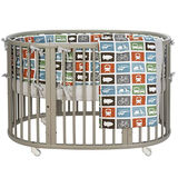DwellStudio Oval Transportation Multi Crib Set