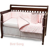 Boppy Organic Duvet Slipcover - Bird Song