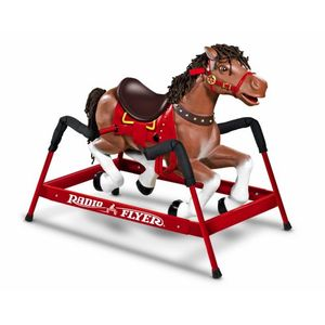 Radio Flyer Liberty Spring Horse