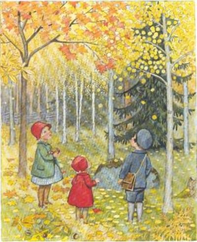 Elsa Beskow - Fall