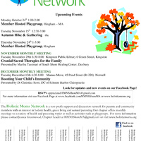 Holistic Moms Flyer