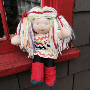 Image of: Bamboletta Doll