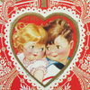 Beautiful Vintage Valentine's Day Cards