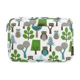 DwellStudio Owls Sky Travel Case, Sky Blue