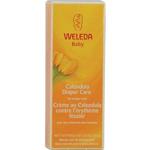 Weleda Baby Calendula Diaper Care Cream