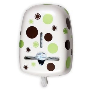 Bobee Award Winning Diaper Organizer and Wipe Dispenser Storage Caddy for Nursery