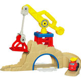 Chuck & Friends Fold 'n Go Play Set - Construction Quarry
