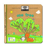 Green Start Recycled Board Book - One Tree