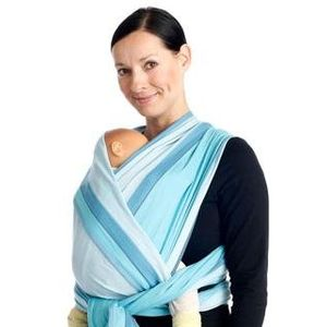 Dolcino Organic Woven Wrap Baby Carrier