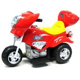 EZ Riders Red Bandit Battery Operated Motorcycle