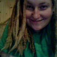 2 year old dreads (about 4 years ago)