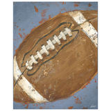 """Football"" Game Day Series Canvas"