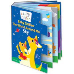 Baby Einstein Baby Galileo The World Around Me Sky