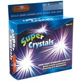 Science Wiz Super Crystals Activity Kit