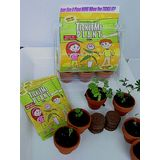 Tickle Me Plant Deluxe Greenhouse Kit