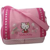 Hello Kitty Diaper Bag, Strawberries/Flowers