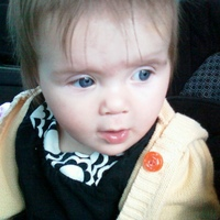 in car before leaving daycare 1-30-12.jpg