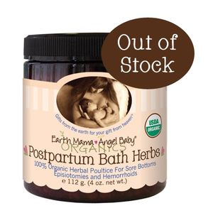 Earth Mama Angel Baby Postpartum Recovery Bath Herbs