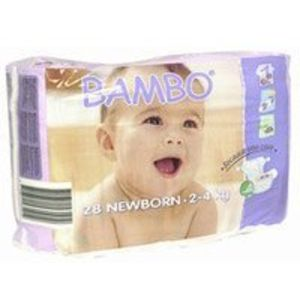 Bambo Nature Baby Diapers Pack