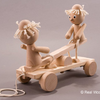 Looking for eco-friendly, organic, long-lasting toys?  Try wood
