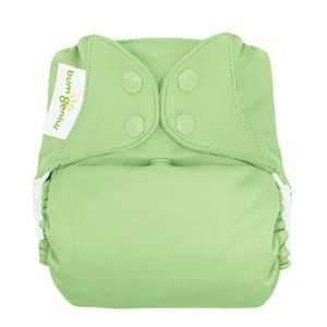 bumGenius One-Size Cloth Diaper 4.0 - Grasshopper - Snap