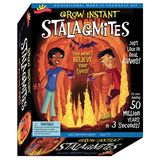 Scientific Explorer's Instant Stalagmites Cave Crystal Growing Kit