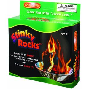 Science Wiz Stinky Rocks Activity Kit