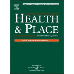 Peer and neighbourhood influences on teenage pregnancy and fertility: Qualitative findings from research in English communities [An article from: Health and Place]