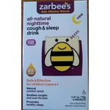 Zarbee's All Natural Nightime Cough &amp; Sleep Drink Packets