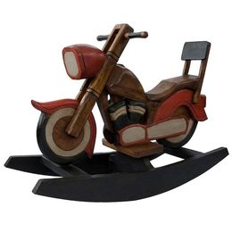 Natural Toy Best Pick---Wood en Children's Rocking Chopper from Worldstock