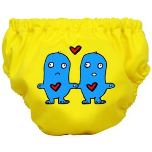 Charlie Banana Swim Diaper & Training Pants - Lovey & Dovey