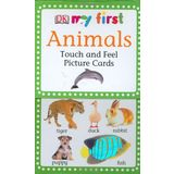 My First Touch  &amp;  Feel Picture Cards: Animals (MY 1ST T&amp;F PICTURE CARDS)