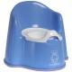 BABYBJ&Atilde;RN Potty Chair, Blue