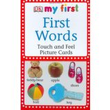 My First Touch  &amp;  Feel Picture Cards: First Words (MY 1ST T&amp;F PICTURE CARDS)