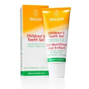 Weleda Children's Tooth Gel 1.78 oz toothpaste