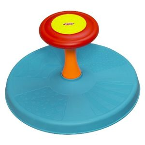 Playskool Musical Sit N Spin (colors may vary)
