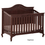 Status Somerset Stages Crib - Espresso
