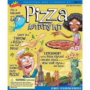 Scientific Explorer Pizza Activity Kit Science Kit